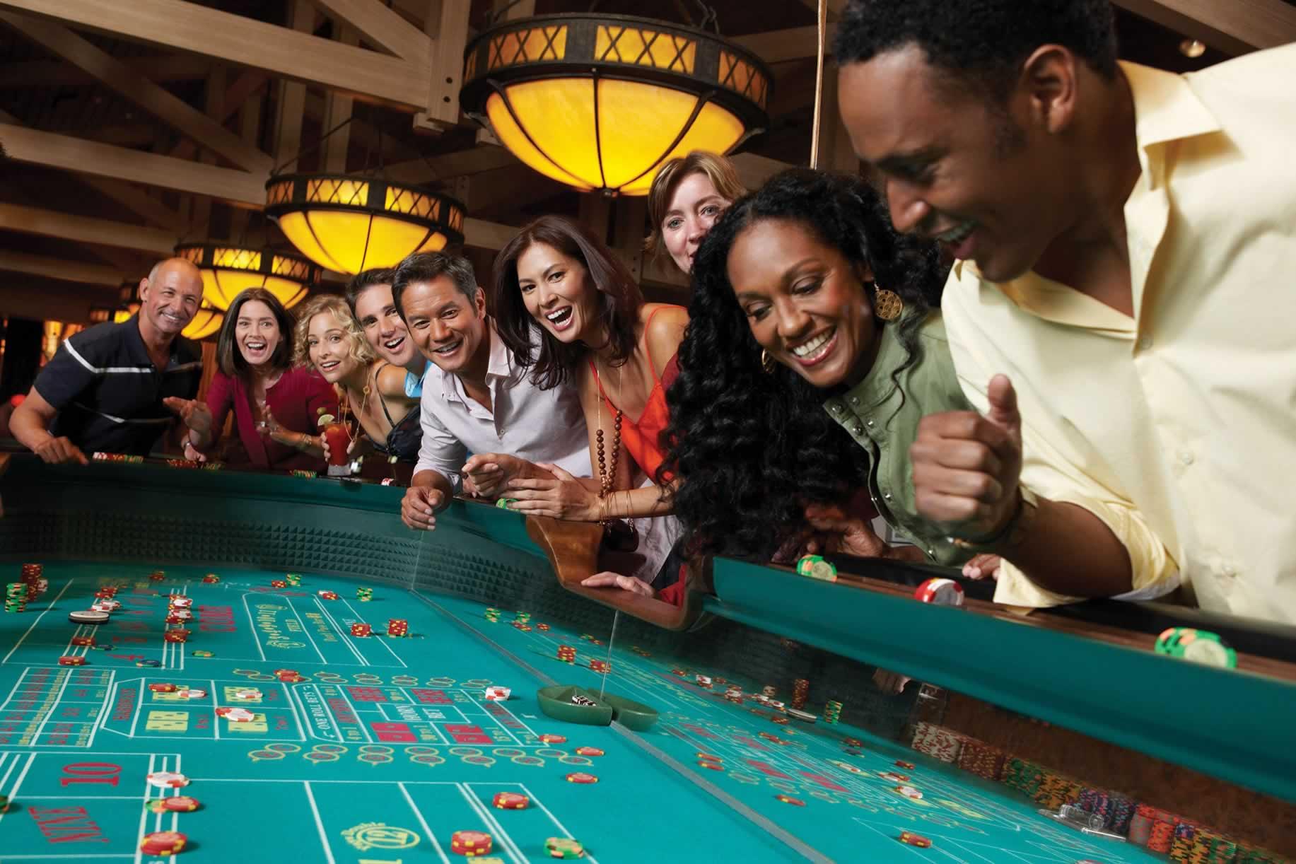 Free online casino spins